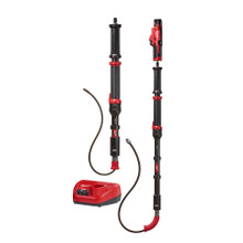 Milwaukee 2577-21 M12 TRAPSNAKE 2-Tool Combo Kit (Toilet & Urinal Augers)