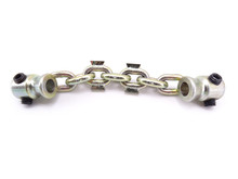 "CustomEyes (CE51612) 2"" Single Sided Chain Knocker for 5/16"" x 75' Cyclone"