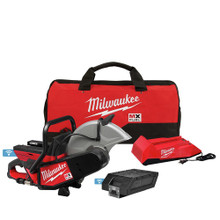 Milwaukee MXF314-1XC MX FUEL Lithium-Ion 14 in. Cordless Cut-Off Saw Kit