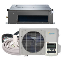 9000 BTU Concealed Duct Air Conditioner - Heat Pump - SENA/09HF/ID