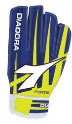 Diadora Forte Glove - Electric Blue