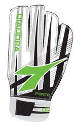 Diadora Forte Glove - White/ Lime / Black