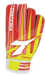 Diadora Forte Glove - Red / White / Matchwinner