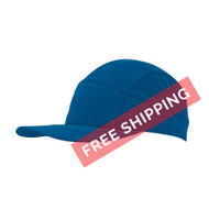 Coolcore Men's Cooling Running / Fitness Hat - Blue