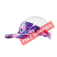 Coolcore Women's Cooling Running / Fitness Hat - Floral