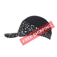 Coolcore Women's Cooling Running / Fitness Hat - Black Quartz