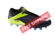 Diadora MW BLUSHIELD RB BSH12 Firm Ground Soccer Shoe - Black / Fluo