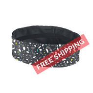 "Coolcore 2"" Reversible Headband - Black Quartz"