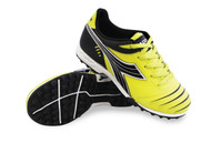 Diadora Cattura TF JR Turf - Neon Yellow / Black