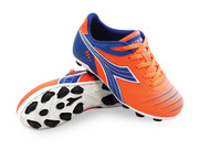 Diadora Cattura MD JR - Orange / Blue