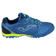 Joma Men's Dribbling TF Turf Soccer Shoes Royal Blue *Free Shipping*