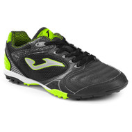 Joma Men's Dribling TF Turf Soccer Shoes Black / Neon Yellow *Free Shipping*