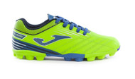 Joma Kids Toledo JR MD 24 Soccer Shoe - Fluoro Green *Free Shipping*