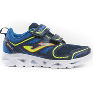 Joma Kids Apolo Junior LED Light Up Sneakers - Navy / Royal *Free Shipping*