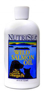 Wild Salmon Oil, 16 oz. Wild Salmon Oil is one of nature's very best sources of Omega-3 fatty acids, EPA and DHA.