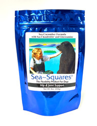 Sea Squares 8oz package