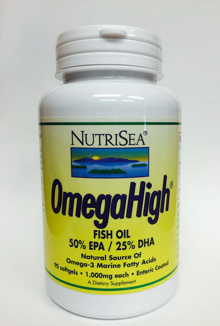 OmegaHigh Fish Oil