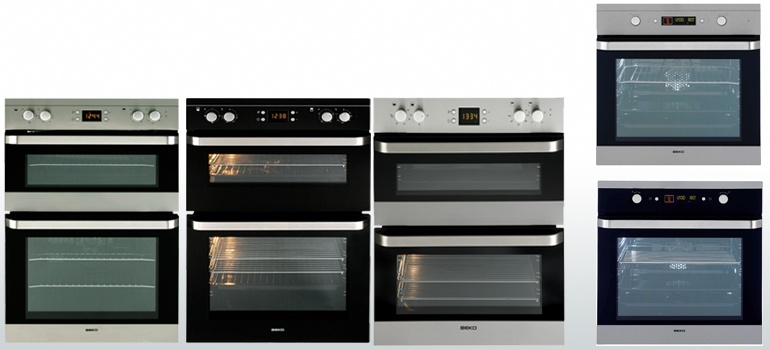 Ovens, Double Ovens, Single Ovens, Built under Ovens