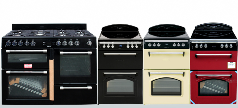 Cookers, Range Cooker, Gas Cookers, Electric Cookers, Dual Fuel Cookers