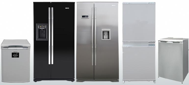Refridgeration, American Fridge Freezers, Integrated Fridges