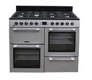 Leisure Cookmaster CK100F232S 100cm Range Cooker Silver