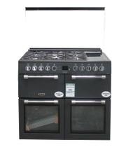 Leisure Chefmaster CC100F521T Range Cooker 100cm Anthracite
