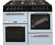 Leisure CK100F232B Dual Fuel 100cm Range Cooker Blue