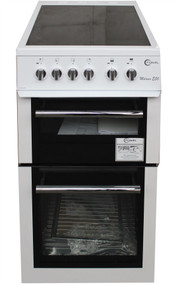 Flavel MLB5CDW Electric Ceramic Cooker White