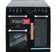 Leisure Cookmaster CK90C230 Range Cooker 90cm Black