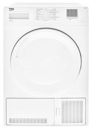 Beko DTGC8001RW Freestanding 8kg Condenser Tumble Dryer