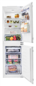 Integrated BC50F Combi Frost Free Fridge Freezer, 50/50