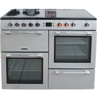 Leisure Cookmaster CK100C210S 100cm Range Cooker Silver