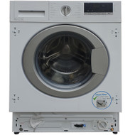 Integrated Washing Machine 8 kg 1400 spin A+++ White Built in
