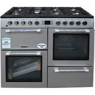 Leisure Cookmaster CK100F232S Range Cooker Silver
