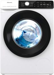 Hisense WFGA80141VM Washing Machine-8kg-1400RPM-White