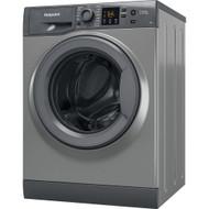 Hotpoint NSWR943CGK 1400Spin Freestanding 9Kg Washing Machine  - Graphite