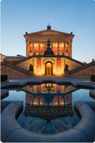 ECHT Journey to Berlin, Germany - enjoy a guided tour to chateaus, museums and galleries