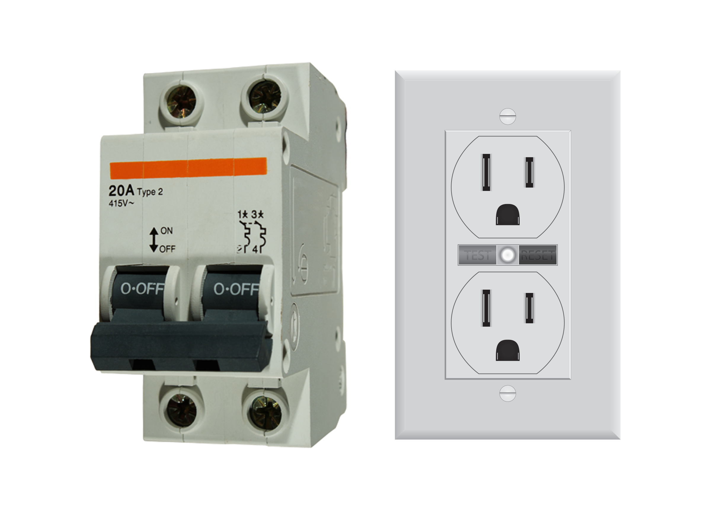 is it time to replace your circuit breaker? breaker outlet
