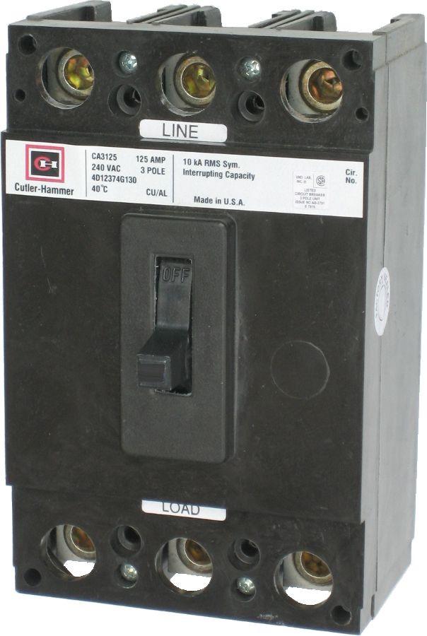 EATON//CUTLER HAMMER BWH2200 2 POLE 200A CIRCUIT BREAKER