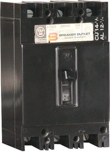 EH3080 Westinghouse Obsolete Breaker