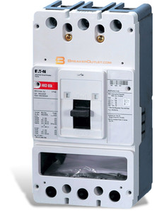 Hkd3400f Eaton Molded Case 65k Rated K Frame Only