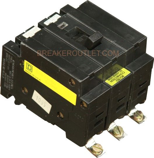 EHB34030 Bolt-on type panelboard nch breaker by Square D on