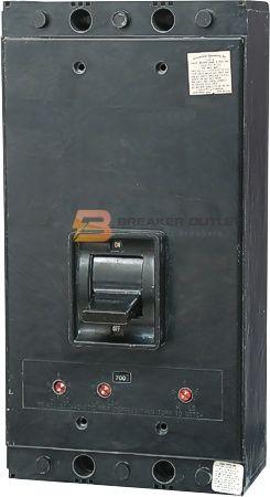 Ma3700 Obsolete Westinghouse Circuit Breaker