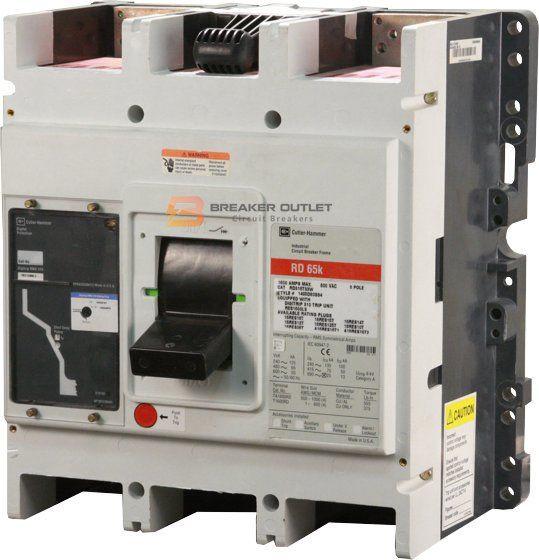 RD325T32W 65k Digitrip RMS 310 Trip Functions LSI