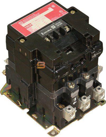 8903sqo2v02 open lighting contactor 100a square d 120v coil8903sqo2v02 120v lighting contactor