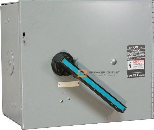 V7h3605 Ite Or Siemens Vacu Break Clampmatic Fusible Panel