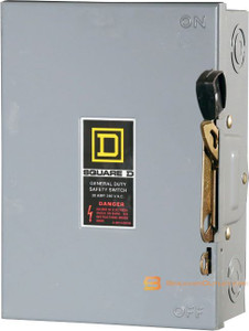 D321N Safety Switch
