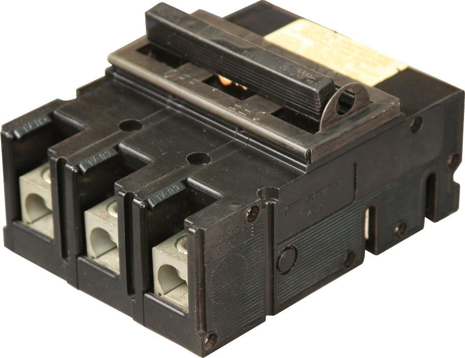 QFP242253 / QFP 3 Pole Plug-in Zinsco Challenger Sylvania