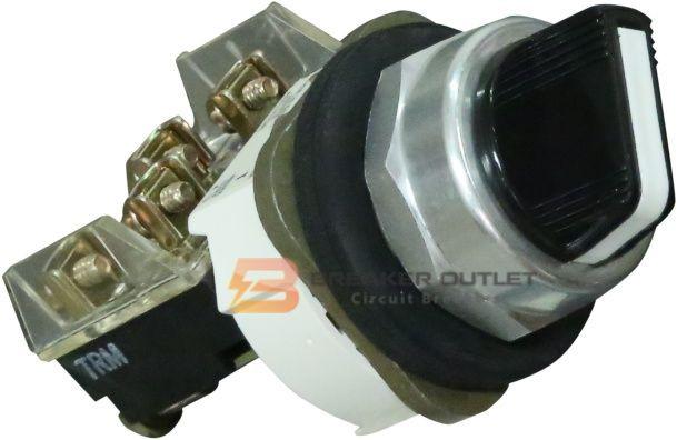 800T-J2A 30mm Allen-Bradley 3 Position Selector Switch