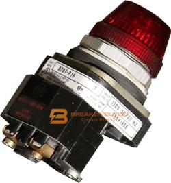 800T-P16R Pilot Light Red Super condition